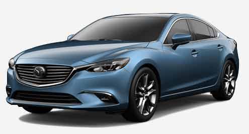 Mazda 6 Engines